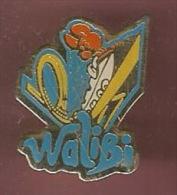 38685-Pin's. Groupe Walibi. Compagnie Des Alpes - Division Parcs De Loisirs, . - Marques