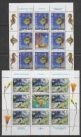 Yugoslavia 1998 European Nature 2v 2 Sheetlets ** Mnh (F2371) - Idées Européennes