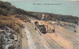 ��  -  24  -  LIBAN   -  Vue G�n�rale d' ALEY   -  Gare , Train , Chemin de Fer   -  ��