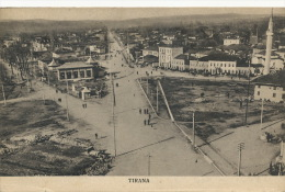 Tirana Aerial View Edit 105915 Guga E Shoku - Albanie