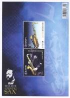 Adolphe SAX - B.F. De 2014 - Neufs - Postfris - Blocks & Sheetlets 1962-....