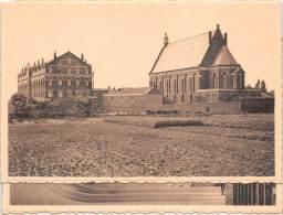 BF35407 chapelle pensionnat des freres maristes peruwelz belgium front/back scan