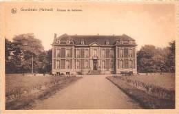 BF35481 hainaut grandmetz chateau de sabience belgium  front/back scan