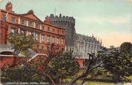 BF35538 chapel royal castle  dublin ireland front/back scan