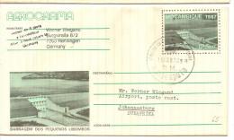 Mozembique- Air Letter - Aerogramme