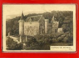 - PEYRIEU C/ Belley - Château - Andere Gemeenten