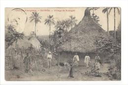 10451 - Colonies Françaises Guinée Village De Koliagbé - Guinée Française
