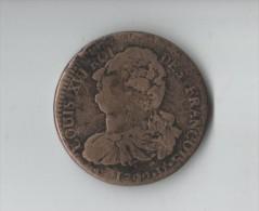 2 SOLS.FRANCOIS.LOUIS XVI .G25.1792D. LYON.POIDS 24 GR - 1789 – 1795 Monedas Constitucionales