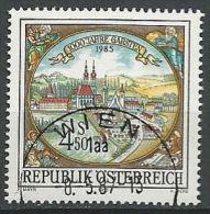 ÖSTERREICH 1985 MI-NR. 1816 O Used - ABO-Ware - (84) - 1945-.... 2a Repubblica