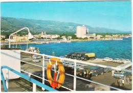 Xania / Canea : 4 USA TRUCKS, 2x OPEL KAPITÄN, VW 1200, PEUGEOT 404 BREAK, RENAULT GOELETTE - Souda Port - Voitures De Tourisme