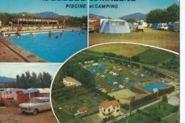LE BEGUDE DE MAZENC  Camping Et Piscine - France