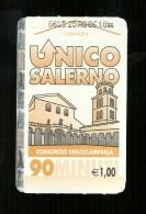 Biglietto Autobus Italia - Unico Salerno - 90 Minuti da euro 1.00