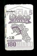 Biglietto Autobus Italia - Unico Campania - Fascia 5 da 180 Min. euro 3.20