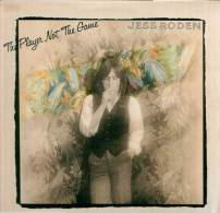 * LP *  JESS RODEN - THE PLAYER NOT THE GAME (England 1977) - Rock