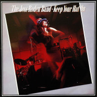 * LP *  THE JESS RODEN BAND - KEEP YOUR HAT ON  (Holland 1976 EX-!!!) - Rock