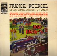 * LP *  FRANCK POURCEL VOL.2:  1930-1935 - Instrumentaal