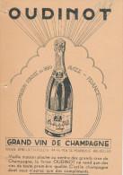 934/22 - CHAMPAGNE BELGIQUE - Carte Illustrée Champagne Oudinot Agence De Bruxelles 1950 - Vins & Alcools