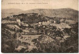 RIOFREDDO ( ROMA ) PANORAMA E CASTELLO GARIBALDI - EDIZIONE DE ANGELIS - 1959 - Italia