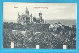 C.P.A. Rhein - Schloss Drachenburg - Koenigswinter