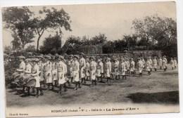 BUZANCAIS (36) - DEFILE DE LA JEANNE D´ARC - France