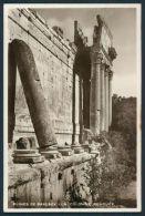Liban Ruines de BAALBEK La colonne penchee