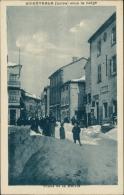 42 NOIRETABLE / Place De La Mairie, Sous La Neige / - Noiretable
