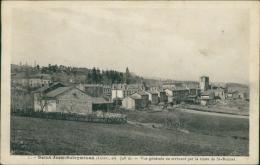 42 SAINT JEAN SOLEYMIEUX / Vue Générale / - Saint Jean Soleymieux