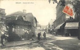 Aveyron, Millau, Avenue De La Gare,  Animée - Millau
