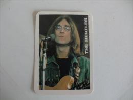 The Beatles Portuguese Pocket Calendar 1991 - Calendari