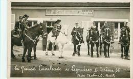 Lignieres: (10)  Grande Cavalcade - Carte Photo - France
