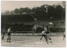 FOTOGRAFIA ORIGINALE PARTITA SIENA SPAL FERRARA CAMPIONATO DI CALCIO ANNO 1938 1939 STADIO FOTO BROGI