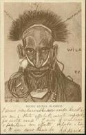 Nuova Guinea Olandese Tipi Kaia Kaia 27.7.1930 - Papua-Neuguinea