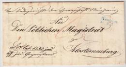 """Österreich, CSR, 1840 """" Neuhaus """" ,  #236 - ...-1850 Vorphilatelie"""