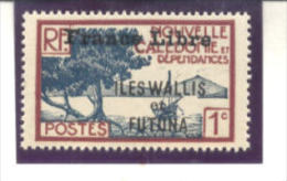 WALLIS ET FUTUNA - N° 92 Neuf * Avec Trace De Charnière - France Libre - Wallis-Et-Futuna