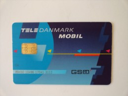 RARE : TELEDANMARK MOBIL - Danemark