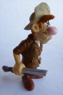 FIGURINE Plastoy MARSUPILAMI - 2006 MAC BACKALIVE - Figurines
