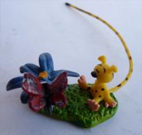 FIGURINE Plastoy MARSUPILAMI - 2006 MARSUPILAMI BEBE BIBI Complet Avec Sa Queue - Figurines