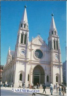 BR.- Curitiba. Catedral Basilica Menor De Curitiba. Brasil. 2 Scans - Andere