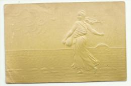 Carte Postale Relief - Postales