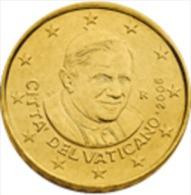 Vatikaanstad 2010    10 Cent    UNC Uit De BU    UNC Du Coffret  !! - Vatican