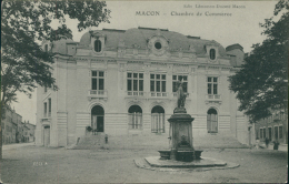 71 MACON / Chambre De Commerce / - Autun