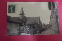 Cp Igoville L'eglise - Autres Communes