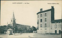 71 MACON / La Place, Saint-Clément / - Macon