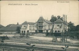 71 PONTANEVAUX / Maison Desvignes / - Frankreich