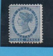 PRINCE EDOUARD - Yvert N° 2 - Prince Edward (Island)