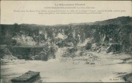 71 SAINT MARTIN BELLE ROCHE / Carrières Chevenet / - Frankreich