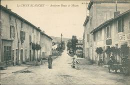 71 SOLOGNY / Ancienne Route De Mâcon / - Frankreich
