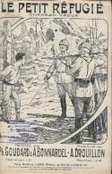 Le Petit Réfugié/ Chanson Vécue/ Goudard & Bonnardel/ Drouillon/ Marcel Labbé/ Vers 1920   PART73 - Partitions Musicales Anciennes