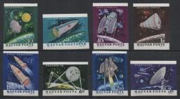 HONGRIE - YT N° 1622 à 1629 ND - Neufs ** - MNH - Espace - Space - Europa