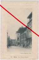 PostCard - Gray (Haute-Saône) - Rue Maurice Signard - 1921 - Vesoul